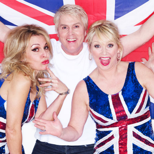 Cheryl Baker, Mike Nolan & Jay Aston from The Original Bucks Fizz