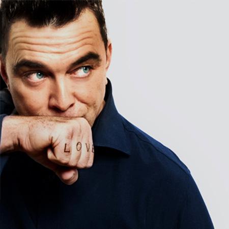 Paul Reason (Robbie Williams Tribute)