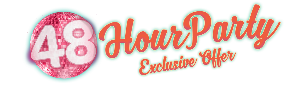 48 Hour Party Exclusive Offer – 48PW