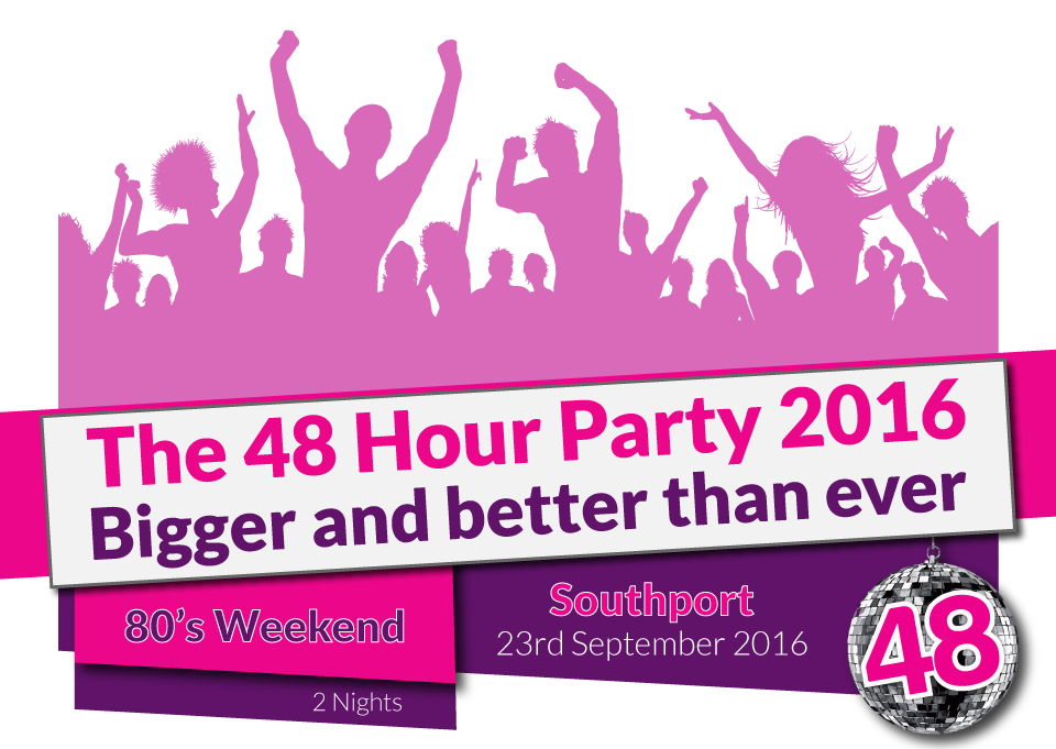 48 Hour Party 2016 has arrived!