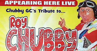 Chubby Brown Tribute